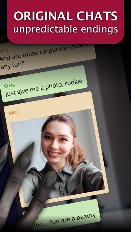 Mustread - Creepy Chat Stories screenshot-5