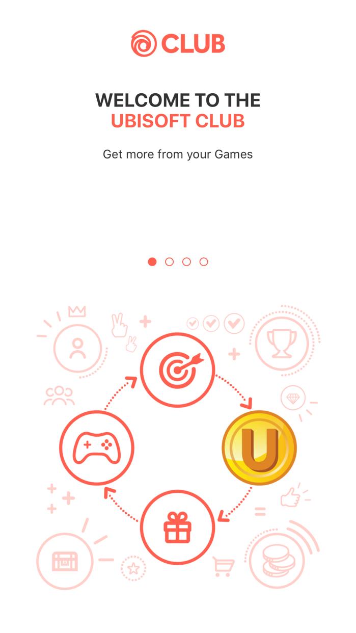 Ubisoft Club Screenshot