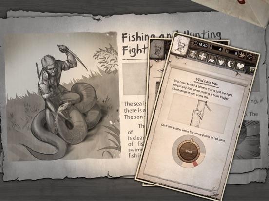 Survival: Man vs. Wild-Escape Screenshots