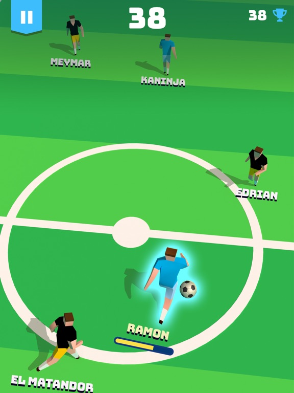 Soccer Hero! screenshot 7