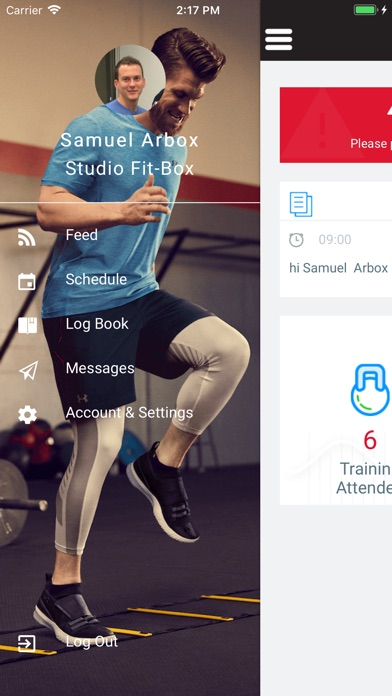 Revo Fitness App screenshot 3
