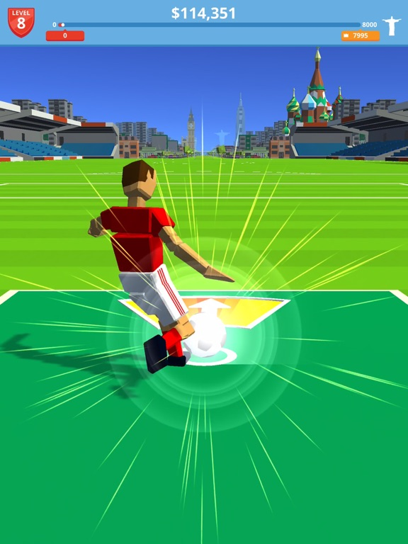 Soccer Kick screenshot 9