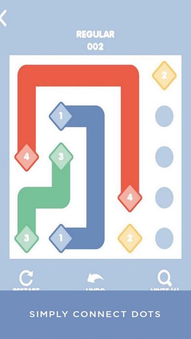 Dot Number: Color Line screenshot 1