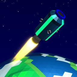 Ícone do app Space Agency 2138