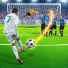 得分一个目标 - 足球