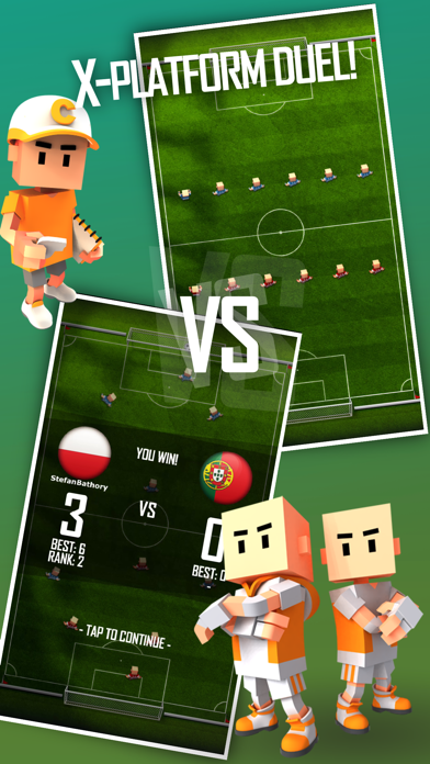 Flick Champions VS: Soccer screenshot four