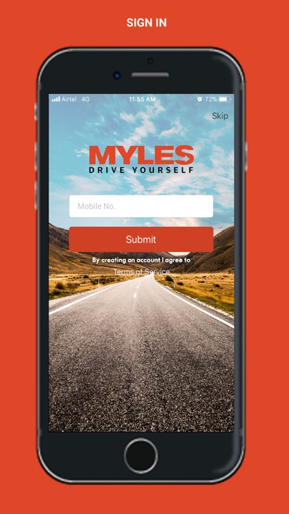 Myles - Self Drive Car Rental screenshot-3