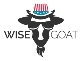 Wise Independence Day Sticker