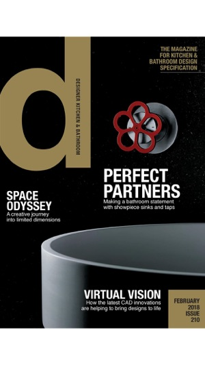Designer Kitchen U0026 Bathroom   The Must Read Monthly Magazine For Innovative  Design On The App Store