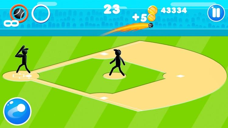 Stickman Baseball Star