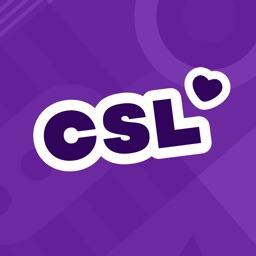 CSL – Meet, Chat, Play & Date