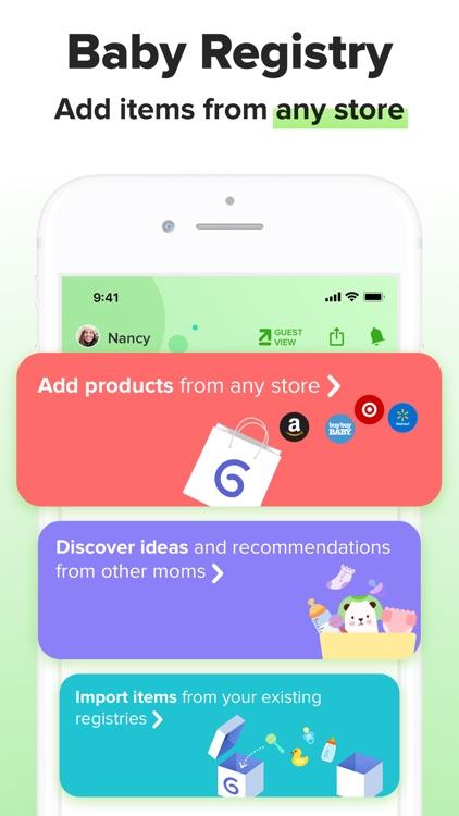 Nurture: Pregnancy + Baby App