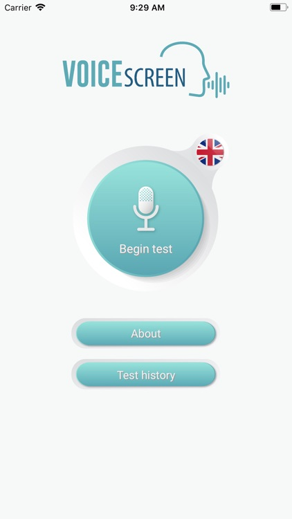 VoiceScreen