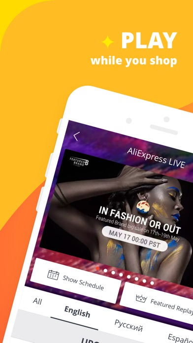 AliExpress Shopping App for Windows