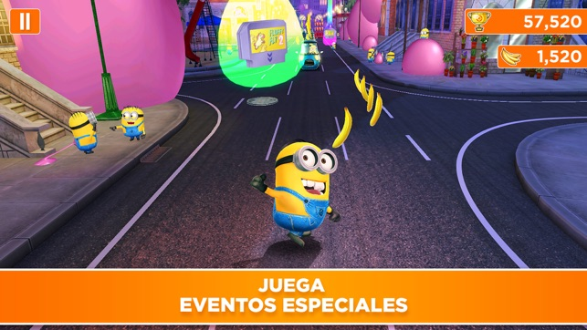 Minion Rush En App Store
