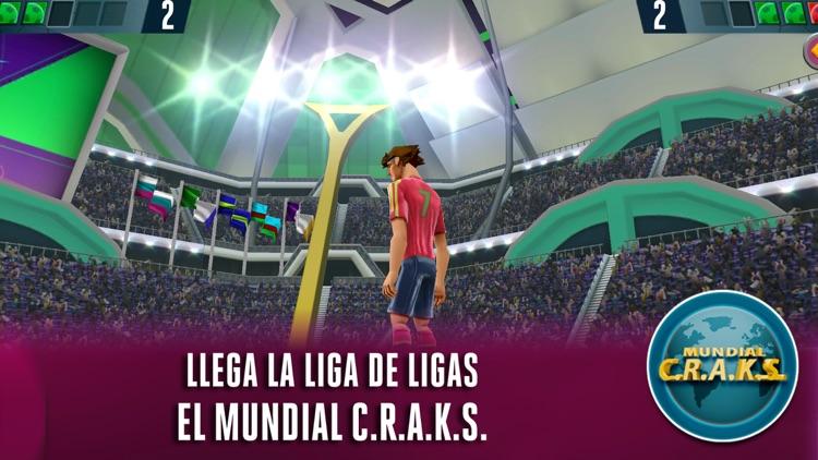 C.R.A.K.S. Fútbol screenshot-0