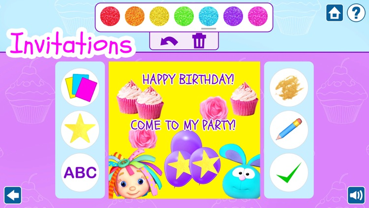 Party Time: Rosie & Friends screenshot-3