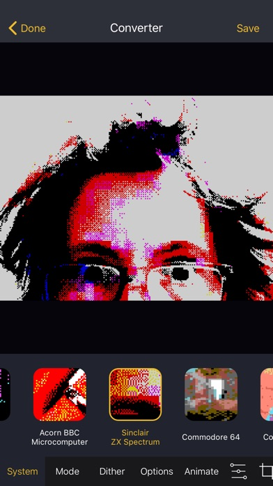 Retrospecs screenshot 2
