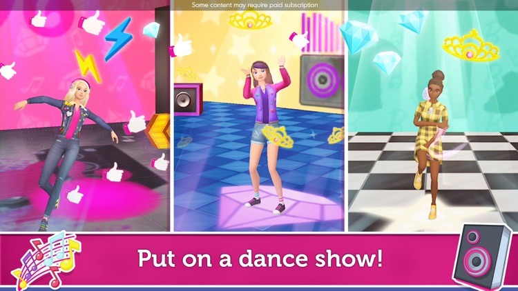 Barbie DreamHouse Adventures screenshot-8