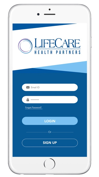 Lifecare Patient Referral App