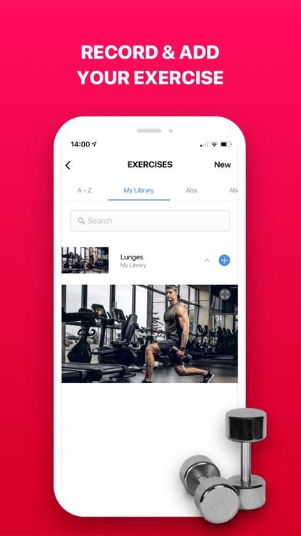 Rockout - Workout Exercises screenshot-3
