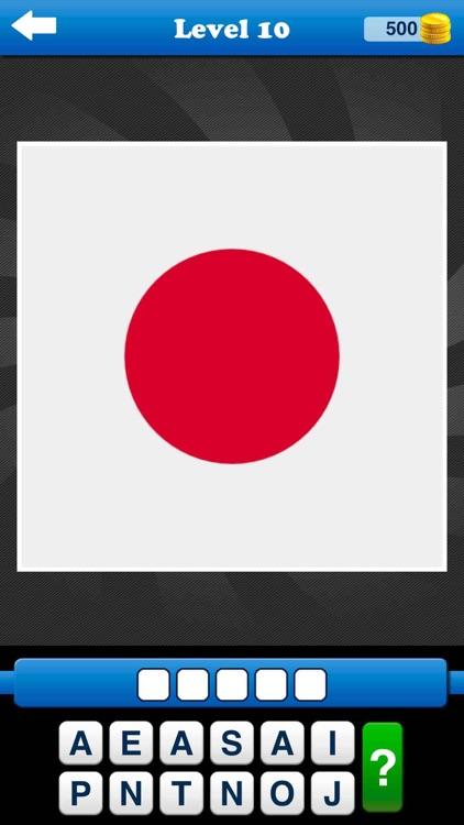 Guess the Flag Quiz World Game screenshot-5