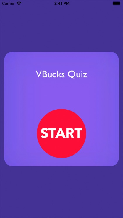 VBucks Quiz screenshot-0
