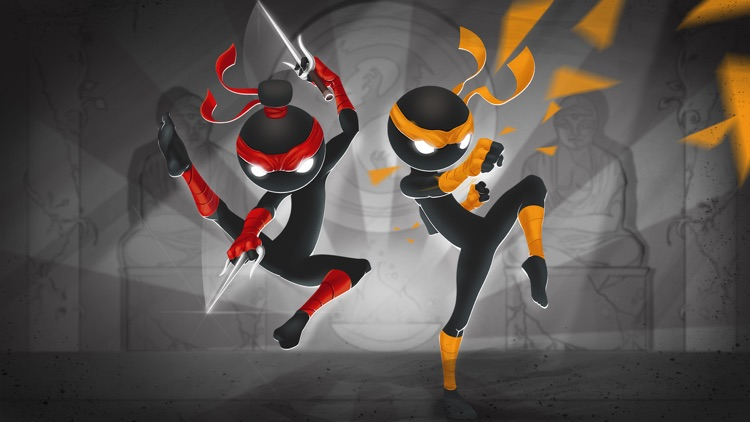 Sticked Man Fighting