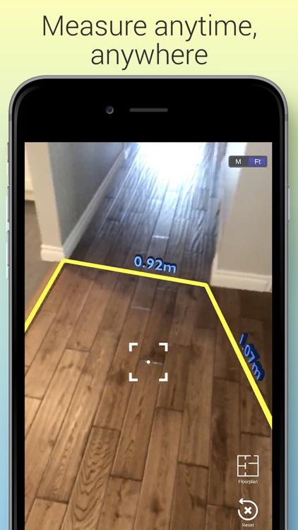 Real Measure AR screenshot-3