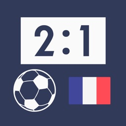 Live Scores of Football France