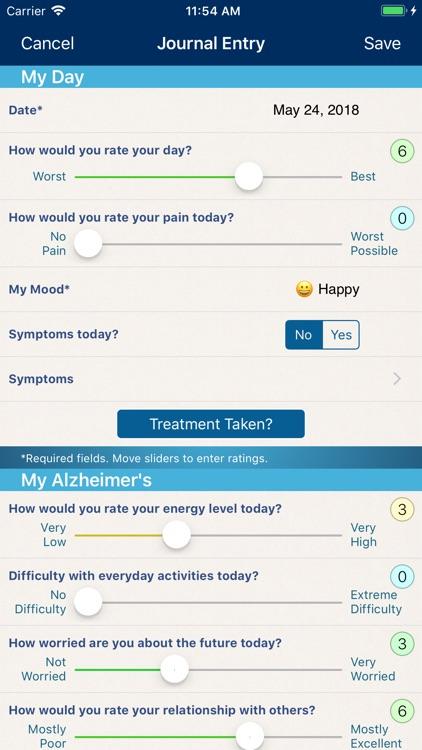 Alzheimer's Manager screenshot-3