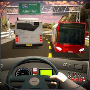 公路客车模拟器3D