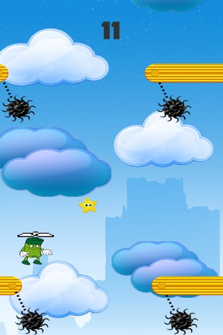 Alien Copters Ultimate - náhled