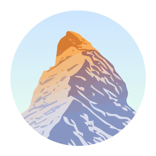 PeakVisor app for iphone