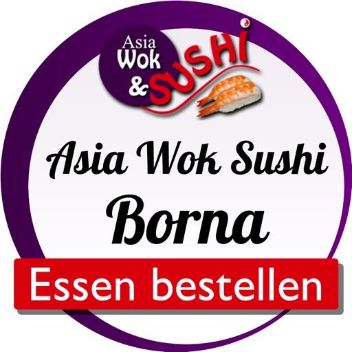 Asia Wok & Sushi Borna
