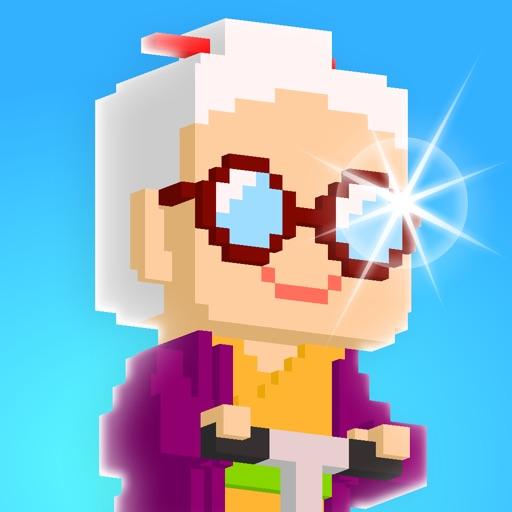スーパーおばあちゃんズ - ハマるゲーム