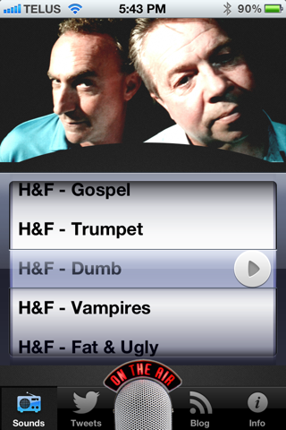 Humble and Fred Radio - náhled