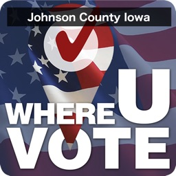 WhereUVote IA - Johnson County