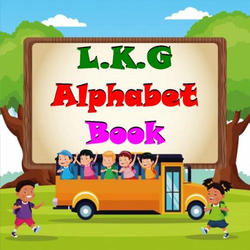 LKG Alphabet Book