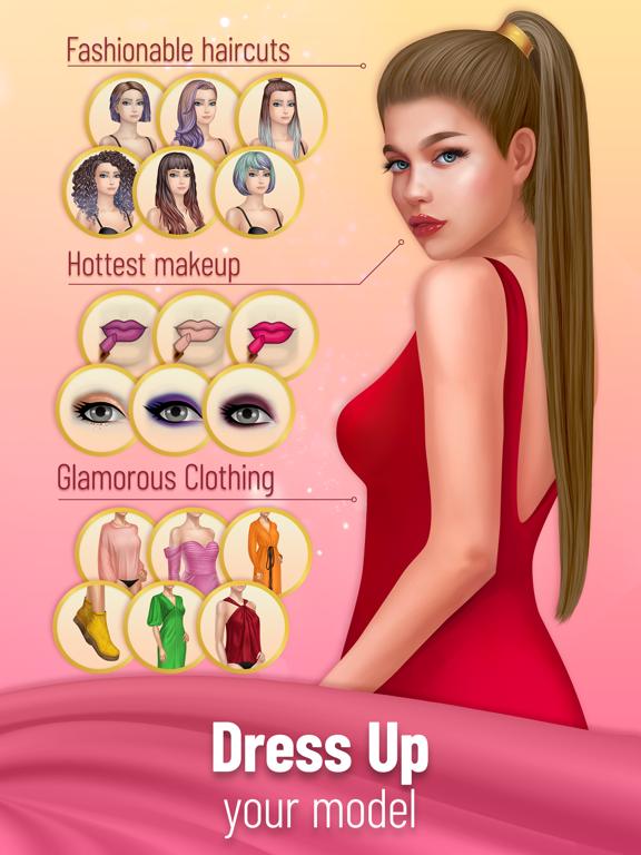 Pocket Styler: Fashion Stars screenshot 10