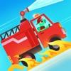 恐竜消防車 - 子供向けの恐竜ゲーム - iPadアプリ