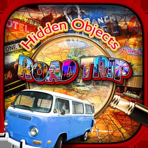 Hidden Object Travel Quest USA