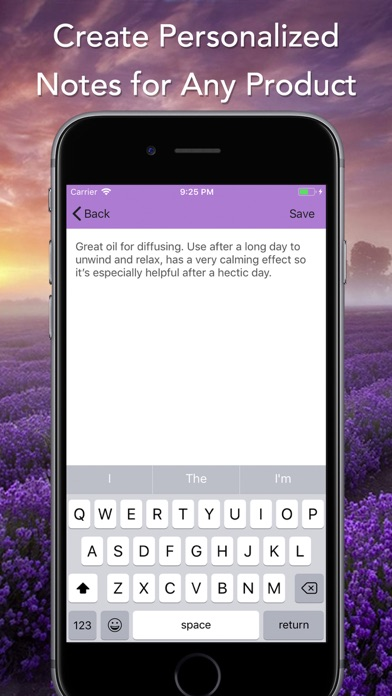 Screenshot for Essential Oils for doTERRA in New Zealand App Store