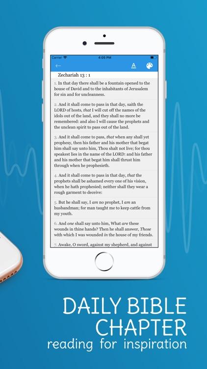 Audio Bible · by Allan Dziwornu