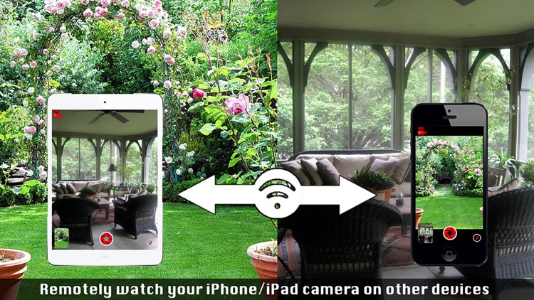 Air Camera - Wifi Remote Cam