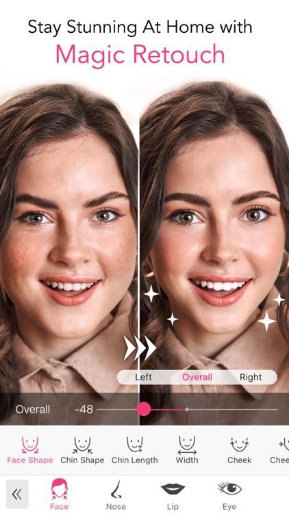 YouCam Makeup: Selfie Editor screenshot-4