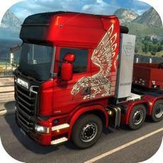 Activities of Truck Driver:Transport Cargo 2