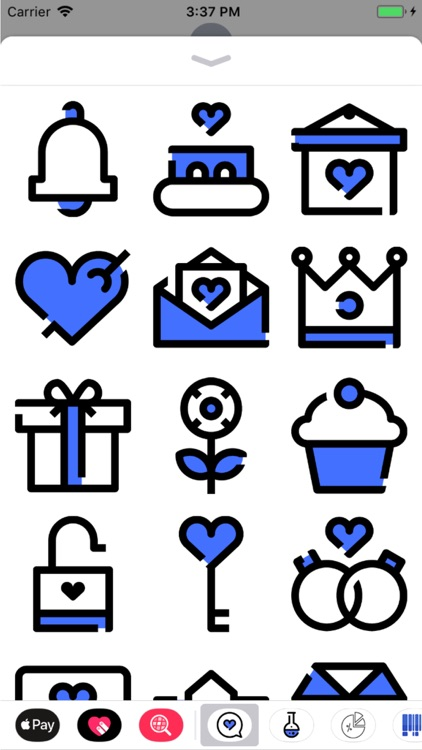 Love Stickers Pro screenshot-2