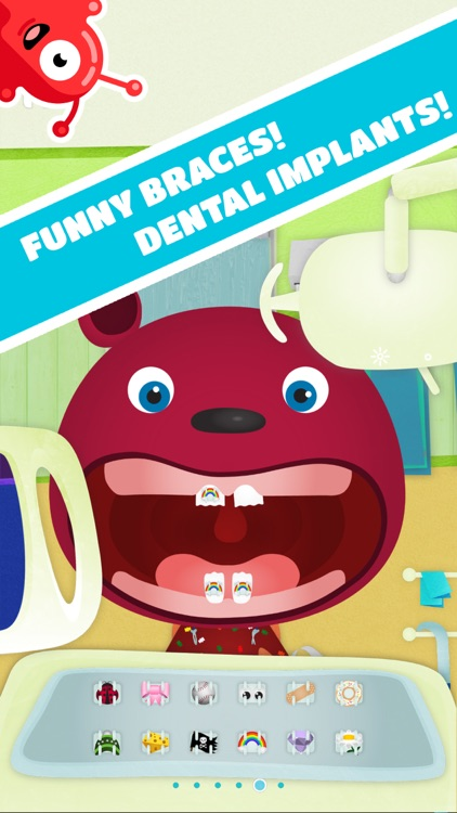 Tiny Dentist screenshot-2