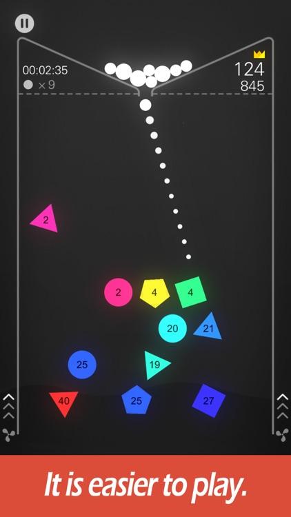 Falling Ball-Balls Block game screenshot-3